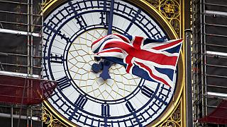 Behind the clock facade of the Elizabeth Tower is the bell known as Big Ben.
