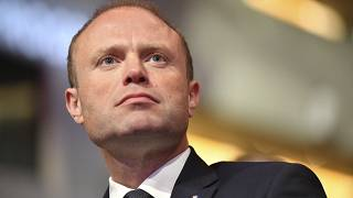 Malta's Prime Minister Joseph Muscat on Oct. 19, 2017.