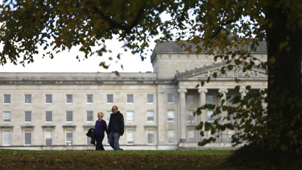 Back to work: Northern Ireland parliament sits after 3-year deadlock