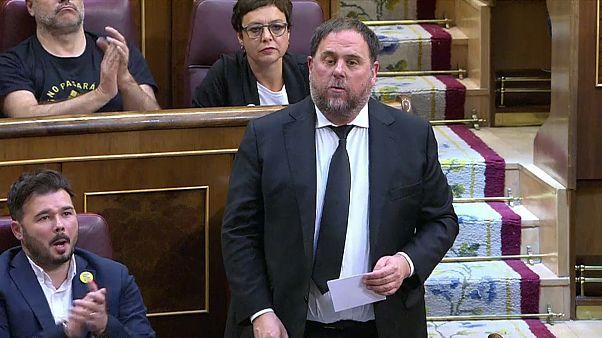 El Parlamento Europeo retira la condición de eurodiputado a Oriol Junqueras