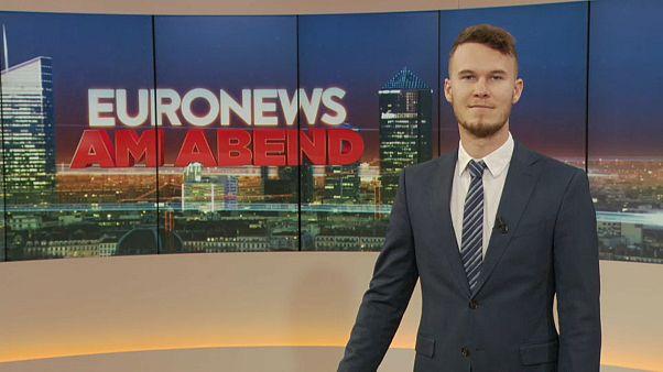 Euronews am Abend   Die Nachrichten vom 10. Januar