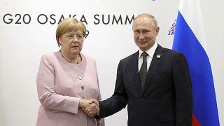 Иранский кризис: зачем Меркель приезжает к Путину?