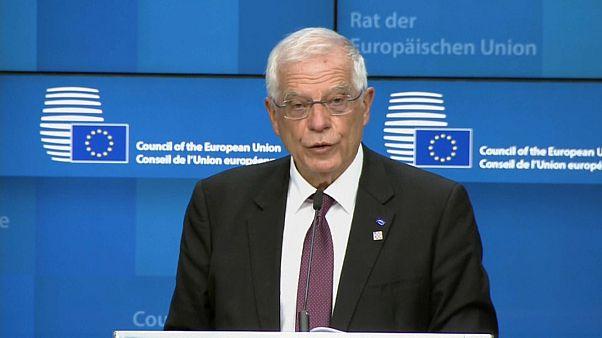 EU-Außenbeauftragter appelliert an den Iran