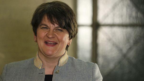 ارلين فوستر، زعيمة الحزب الديموقراطي الوحدوي