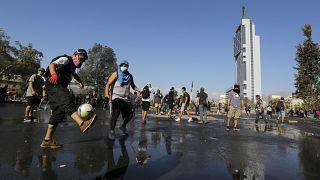 Chile sigue en pie de protesta: se cumplen 12 semanas de movilizaciones