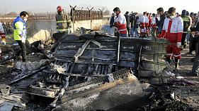 سقوط هواپیمای اوکراینی؛ مرکل: ایران گام مهمی برداشت اما باید تحقیقات جامعی انجام شود