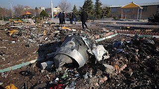 """إيران تقرّ بأنها أسقطت الطائرة الأوكرانية عن غير قصد بسبب """"خطأ بشري"""""""