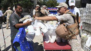 مجلس الأمن الدولي يُمدّد آليّة تسليم المساعدات الإنسانيّة عبر الحدود إلى سوريا