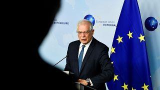 الاتحاد الأوروبي يحذر من نهاية الاتفاق النووي مع إيران