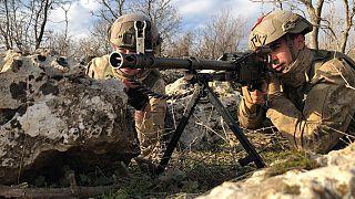 """İçişleri Bakanlığınca Mardin'de PKK'ya karşı """"KAPAN-1 BAGOK"""" operasyonu başlatıldı"""
