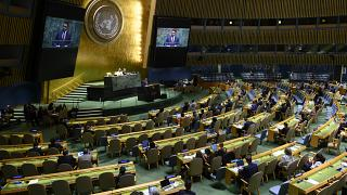10 دول بينها لبنان فقدت حق التصويت في الجمعية العامة للأمم المتحدة بسبب تخلفها عن الدفع