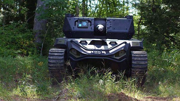 Amerikan ordusu için sahada kullanılacak robot savaşçılar üretilecek
