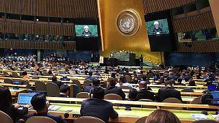 Birleşmiş Milletler (BM) Genel Kurul Salonu