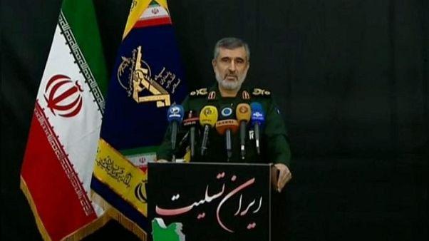 جنرال إيراني: جندي أطلق الصاروخ نحو الطائرة الأوكرانية بدون أوامر بسبب تشويش في الاتصالات