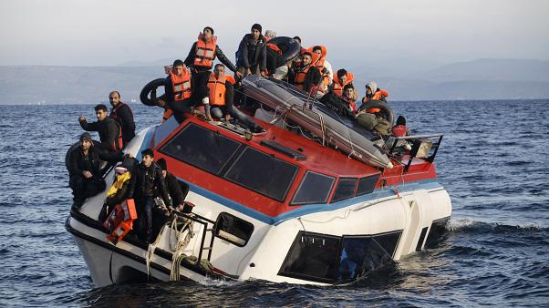 Tragedia en el mar Jónico con la muerte de doce inmigrantes