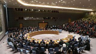 اجتماع مجلس الأمن الدولي بشأن إيران