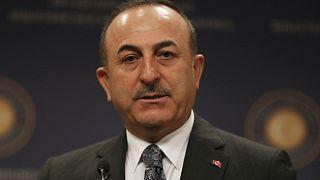 Mevlüt Çavuşoğlu, Akdeniz'de gerginlik konusunda Fransa'dan özür talebinde bulundu