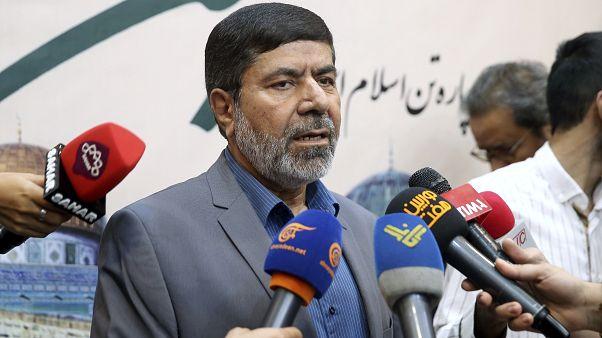 İran Devrim Muhafızları sözcüsü Ramazan Şerif