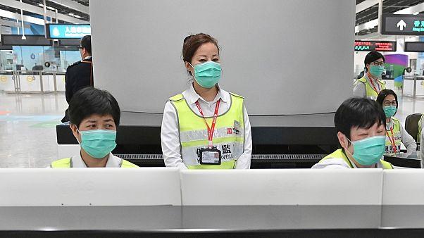 الصين تعلن عن أول وفاة مرتبطة بتفشي التهاب رئوي غامض