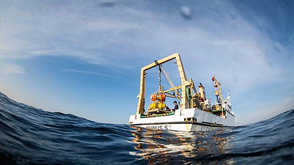 Marmara Denizi'nde deprem araştırmaları / Kasım 2019