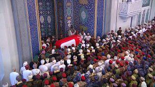 Oman swears in successor to Sultan Qaboos