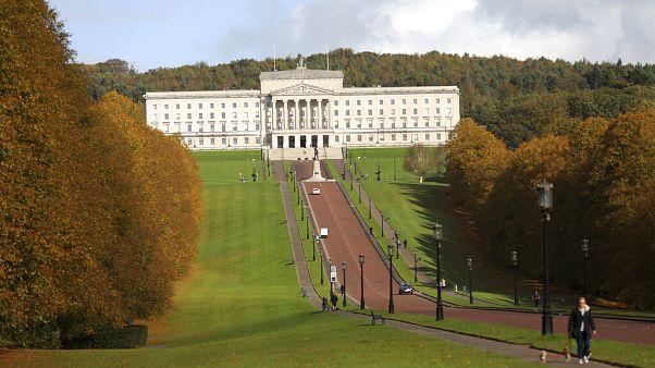 Parlamento da Irlanda do Norte, em Stormont, Belfast