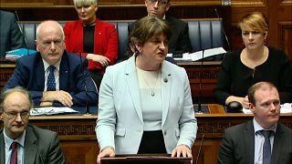 Nordirland: Foster leitet neue Regionalregierung