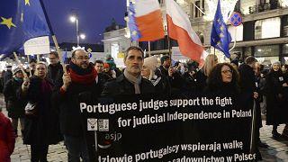Les magistrats européens unis pour préserver l'indépendance de la justice en Pologne