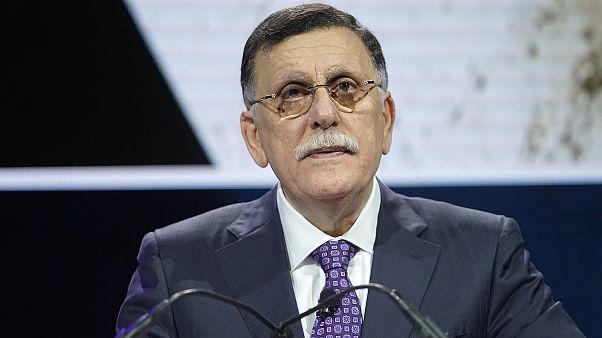 حكومة الوفاق الوطني الليبية تعلن وقف إطلاق النار