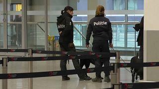 شاهد: بلجيكا تطور رذاذاً لتدريب الكلاب على كشف مادة متفجرة في المطارات