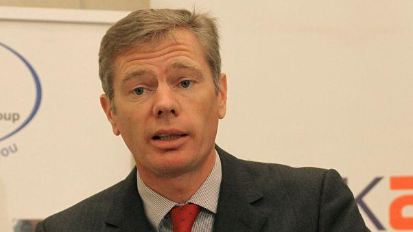 İngiltere'nin İran Büyükelçisi Rob Macaire