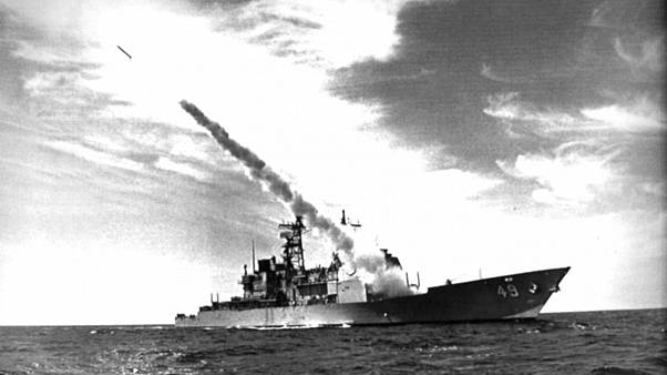ناو آمریکایی «یواساس وینسنس»