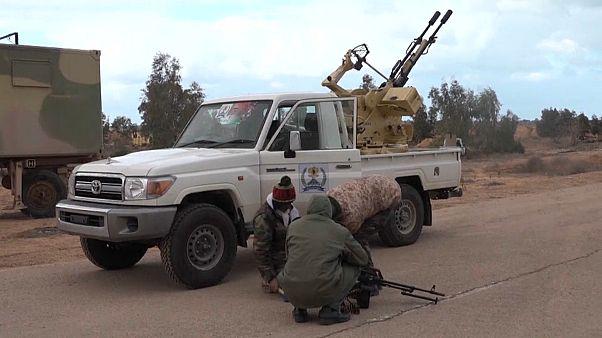 قوات حفتر تحكم سيطرتها على سرت تزامناً مع دخول اتفاق وقف إطلاق النار حيز التنفيذ