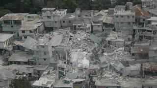 شاهد: هايتي تحيي بمرارة ذكرى مرور عشر سنوات على الزلزال المدمر