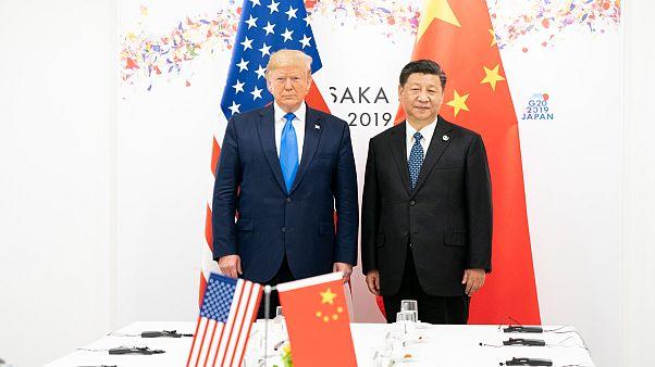 هل ينجح الاتفاق التجاري بين بكين وواشنطن في إنهاء النزاع الإقتصادي بين البلدين؟
