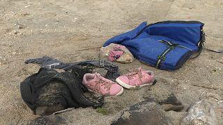 Trágico naufragio deja 8 niños entre los fallecidos en el mar Egeo