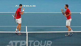 Djokovic rakibi Nadal'ı yenerek AKP Cup'ta şampiyon oldu
