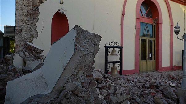 Nuevas réplicas tras un fuerte temblor en Puerto Rico