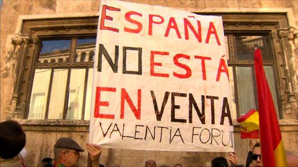 """""""La Spagna non è in vendita""""."""