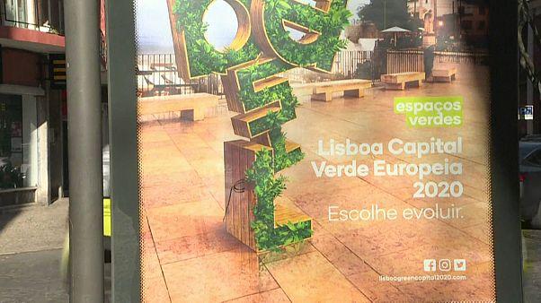 """Lissabon ist """"Grüne Hauptstadt Europas"""""""