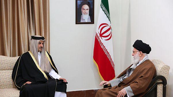 خامنئي يدعو الى تعزيز العلاقات بين دول منطقة الخليج