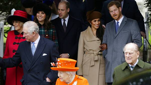 Harry und Meghan: Krisentreffen bei der Queen und Zoff mit William