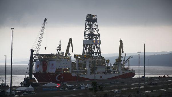 Türkiye'nin Doğu Akdeniz'de doğalgaz çalışmaları