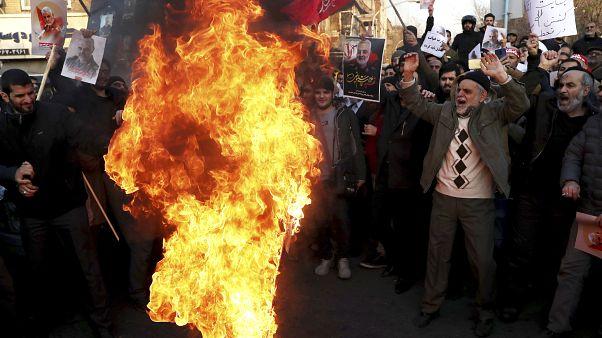 Ιράν: Καταστολή των αντικυβερνητικών διαδηλώσεων