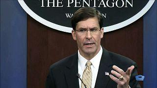 ABD Savunma Bakanı Mark Esper