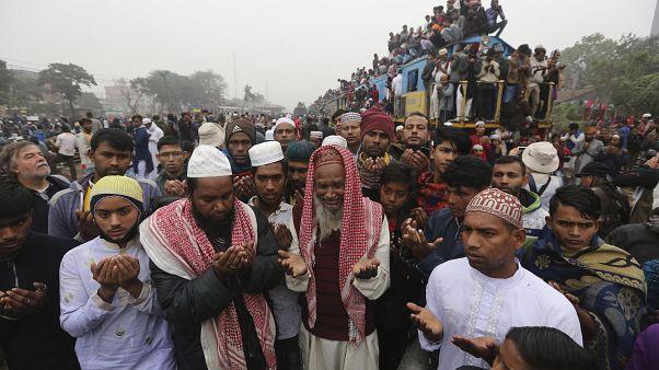 """التجمع العالمي للمسلمين """"بيشوا اجتماع"""" في بنغلاديش"""