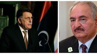 Λιβύη: Στη Μόσχα για υπογραφή της κατάπαυσης του πυρός οι δύο αντίπαλες πλευρές