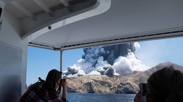 Ν.Ζηλανδία: Αυξήθηκε ο απολογισμός των θυμάτων της ηφαιστειακής έκρηξης