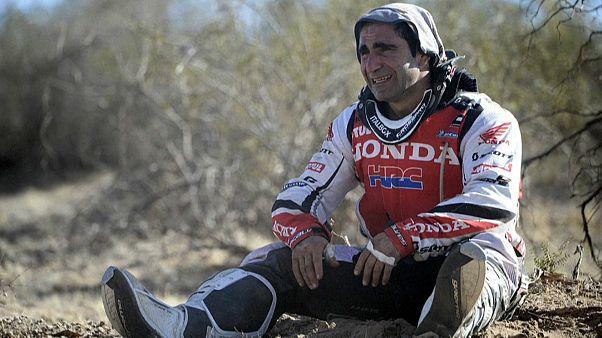 Anulada oitava etapa do Rali Dakar