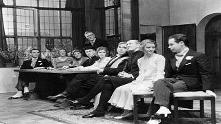 İngiltere'de bir evlilik töreni, 1931